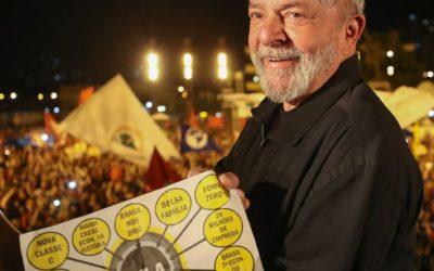 ARTIGO: Luiz Inácio Lula da Silva: Afaste de mim este cale-se