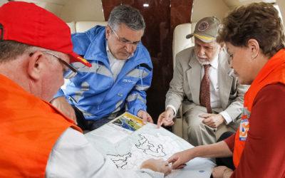 Padilha apresenta PL para a criação da Força Nacional do SUS
