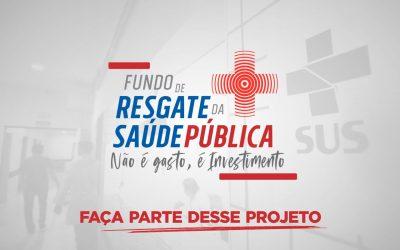 """Padilha apresenta projeto """"Fundo de Resgate da Saúde Pública"""" nas cidades do estado de São Paulo"""