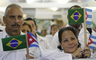 Bolsonaro desconhece a realidade da saúde brasileira e mente sobre o programa Mais Médicos na ONU