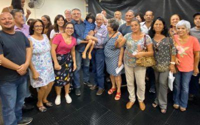 """""""Foram os governos petistas que diminuíram as distâncias entre os muito ricos e a maioria da população na cidade de São Paulo"""", afirma Padilha"""