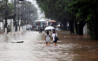 Padilha pede que Tribunal de Contas de SP apure investimentos destinados ao combate de enchentes e alagamentos