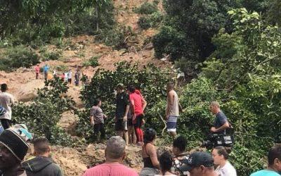 Nota de solidariedade às vítimas e famílias atingidas pelo temporal na Baixada Santista