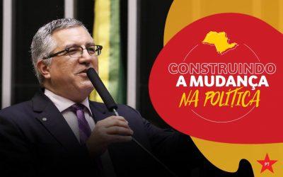 Padilha garante 15,9 milhões em emendas para o estado de SP. São mais investimentos na Saúde, Educação e Cultura para as cidades
