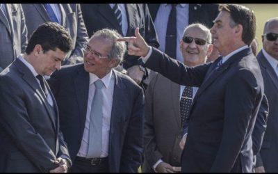 """""""Moro nunca foi herói, mas um agente de Bolsonaro"""" afirma Padilha após pedido de demissão de Ministro"""