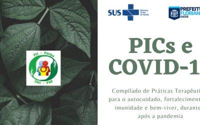 Manual de Práticas Terapêuticas que podem contribuir na prevenção e cuidado a Covid-19