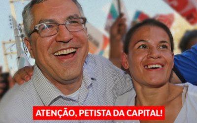 Quero Padilha pré-candidato do PT em SP! 13 motivos para votar no Padilha
