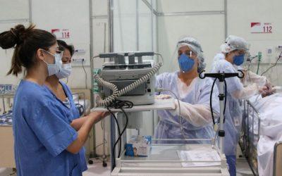 Padilha: canetada de Bolsonaro é tapa na cara dos profissionais de saúde vítimas da covid-19